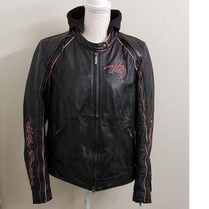 Harley-Davidson Limited Pink Label Leather Jacket